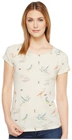 Lucky Brand Flamingo Tee Women's T Shirt