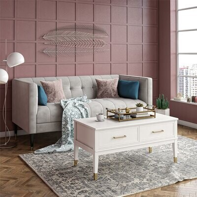 Thumbnail for your product : CosmoLiving by Cosmopolitan Westerleigh Lift Top 4 Legs Coffee Table