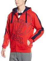 Sergio Tacchini Men's TTG01794-RED_ROSSO Hoodie