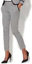 New York & Co. 7th Avenue Pant - Slim Ankle - Signature - Gingham
