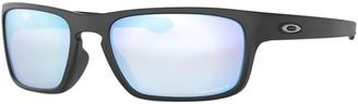 Oakley Sliver Stealth Prizm Polarized Sunglasses