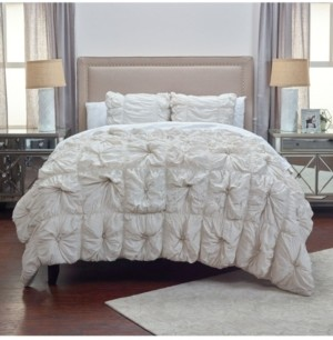 Riztex USA Soft Dreams Queen 3 Piece Comforter Set Bedding