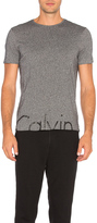 Calvin Klein Split Logo T Shirt