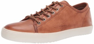 Frye Men's Brett Low Sneaker SLATE 8 M