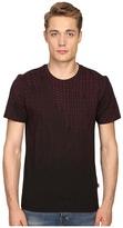 Just Cavalli Slim Fit Scale T-Shirt Men's T Shirt