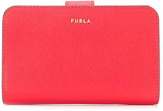 Furla Babylon logo wallet