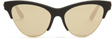 Le Specs Kink Ink cat-eye sunglasses