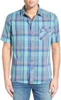 O'Neill Emporium Short Sleeve Plaid Shirt