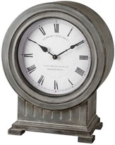 Uttermost Chateau Mantel Table Clock