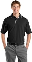 Sport-Tek Men's Dri Mesh Polo with Tipped Collar and Piping XL