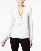 MICHAEL Michael Kors Crossover Top