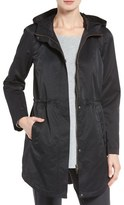 Eileen Fisher Organic Cotton & Nylon Jacket (Regular & Petite)
