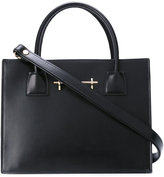 M2Malletier classic mini tote - women - Cotton/Leather - One Size