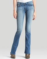 True Religion Jeans - Becca Mid Rise Bootcut in Earth's Mystery