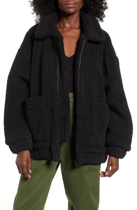 I.AM.GIA Pixie Faux Shearling Jacket