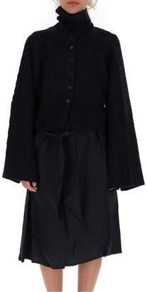 Zucca Layered Cardigan Dress