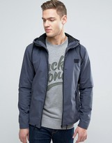 Jack and Jones Core Light Weight Hooded Jacket