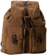 Fossil Estate Canvas Rucksack