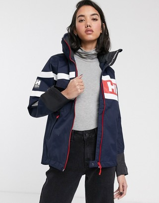 Helly Hansen Salt power jacket-Navy