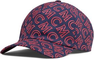 MCM Monogram Baseball Cap