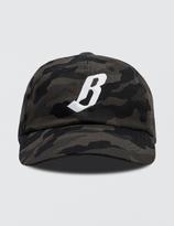 Billionaire Boys Club Flying B Camo Strapback Hat