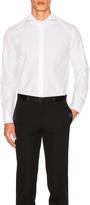 Maison Margiela Cotton Poplin Loose Fit Shirt