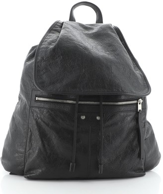 Balenciaga Classic Traveler S Backpack Leather
