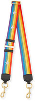 Marc Jacobs Rainbow & Star Strap for Handbag, Purple/Multi
