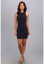 Lacoste Sleeveless Pique Polo Dress