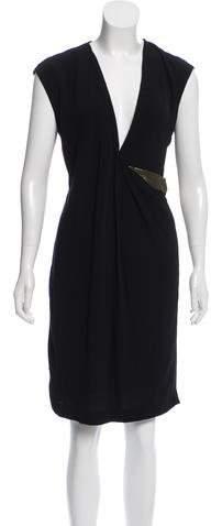 Diane von Furstenberg Evangeline Cocktail Dress