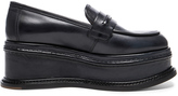 Maison Margiela Leather Loafers
