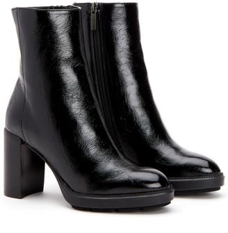 Aquatalia Ines Leather Weatherproof Boot