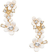Kate Spade Pretty petals ear pin