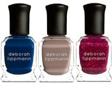 Deborah Lippmann She's Always a Woman Nail Polish Set