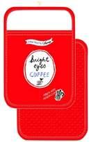 Kate Spade Bright Eyes Coffee Pot Holder