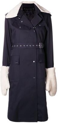Eudon Choi Mitchell trench coat
