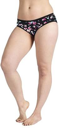 SkirtSports Skirt Sports High Dive Swim Bottom (Dark Delight Print) Women's Swimwear