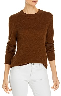Vince Slim Fit Cashmere Crewneck Sweater