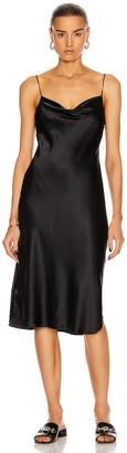 Nili Lotan Junie Dress in Black | FWRD