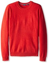 Thirty Five Kent Men's Cashmere Solid Crew-Neck Sweater