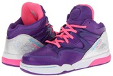 Reebok Kids - Pump Omni Lite (Big Kid) (Prospect Purple/Pink Zing/White/Dash Blue) - Footwear