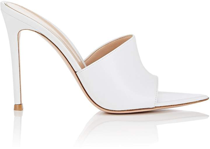 Gianvito Rossi Women's Alise Leather Mules