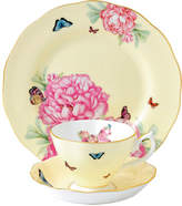 Royal Albert Miranda Kerr Joy Teacup Saucer and Plate Set