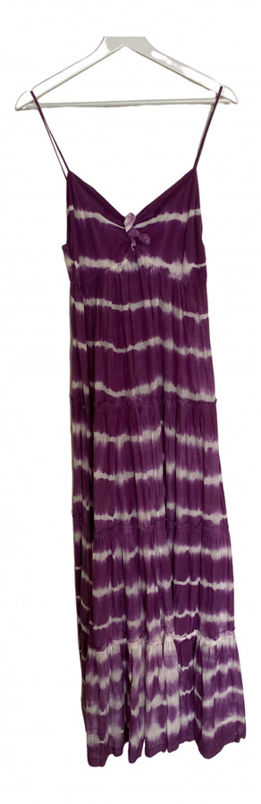 Denim & Supply Ralph Lauren Purple Cotton Dresses