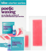 Bliss Poetic Waxing® Starter Series