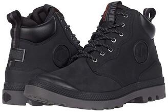 Palladium Sportcuff Outsider II (Black) Men's Hiking Boots