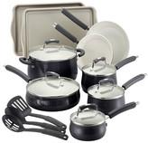 Paula Deen Savannah 17 Piece Cookware Set
