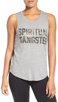 Spiritual Gangster Women's Logo Tank