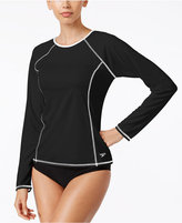 Speedo Long-Sleeve Rash Guard