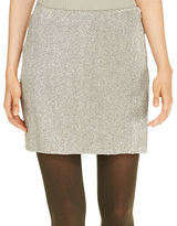 Polo Ralph Lauren Beaded Mini Skirt